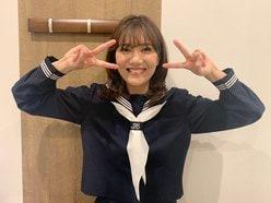 元AKB48宮澤佐江「セーラ服、似合う!」学生時代のあるあるモノマネ披露【写真3枚】の画像