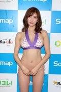 松嶋えいみのグラビア水着ビキニ画像013