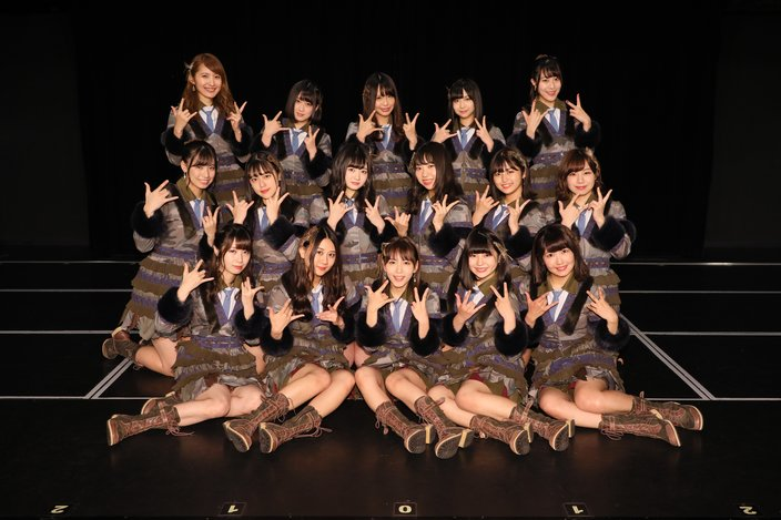 SKE48チームKII全員が主役「最終ベルが鳴る」公演が開幕!【写真14枚】の画像