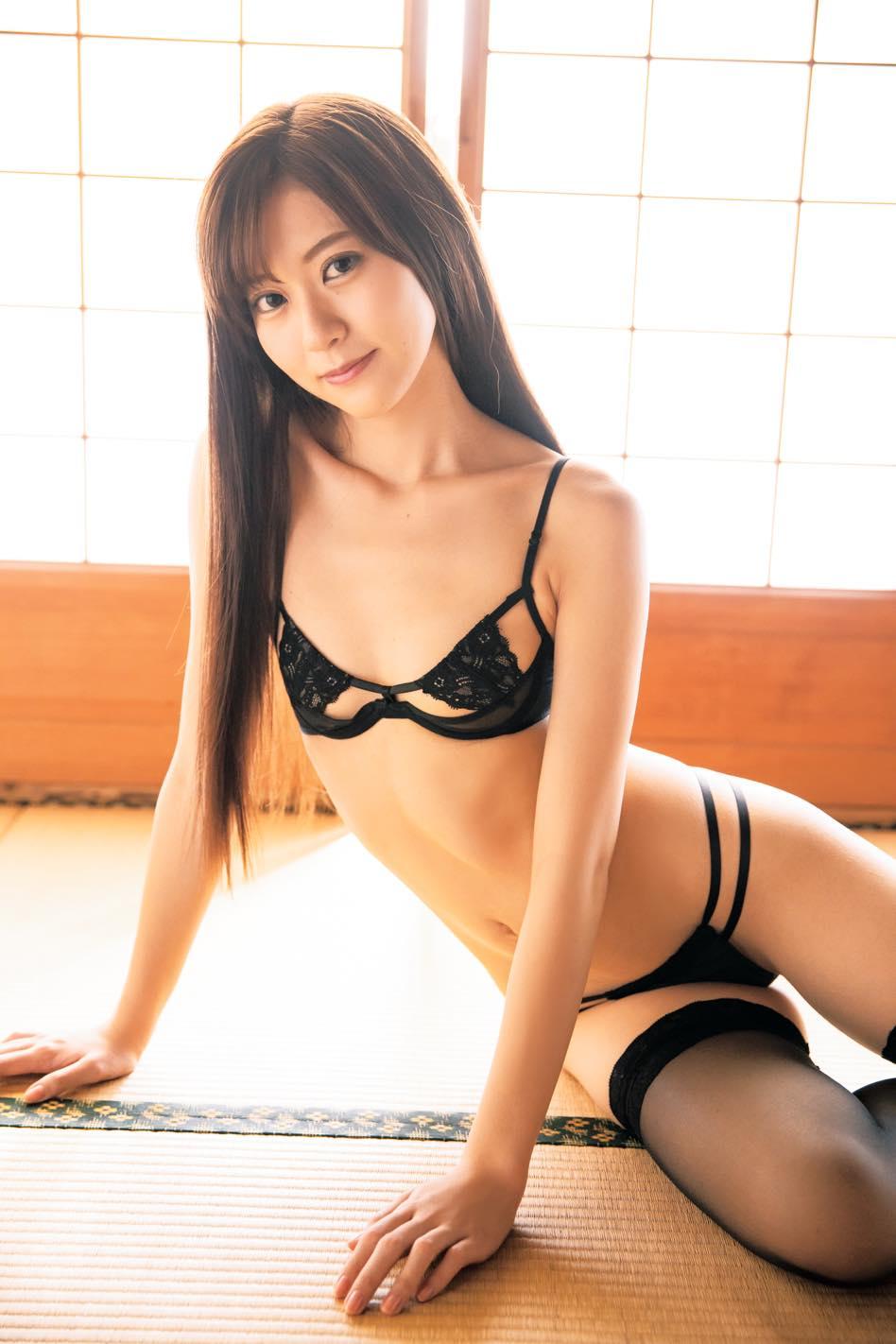 田中めい「ちっぱい美女」にはハイレグがよく似合う【写真7枚】の画像003