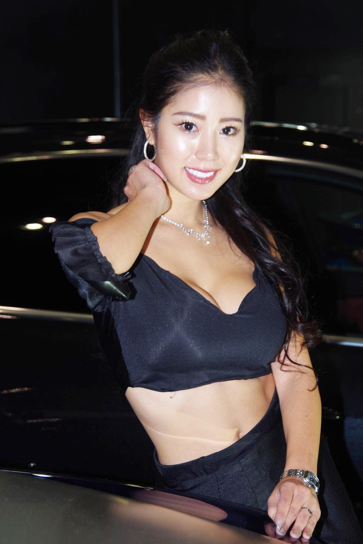 【青奈/板垣未来】東京オートサロン2020を彩った美女たち#7【写真9枚】の画像005