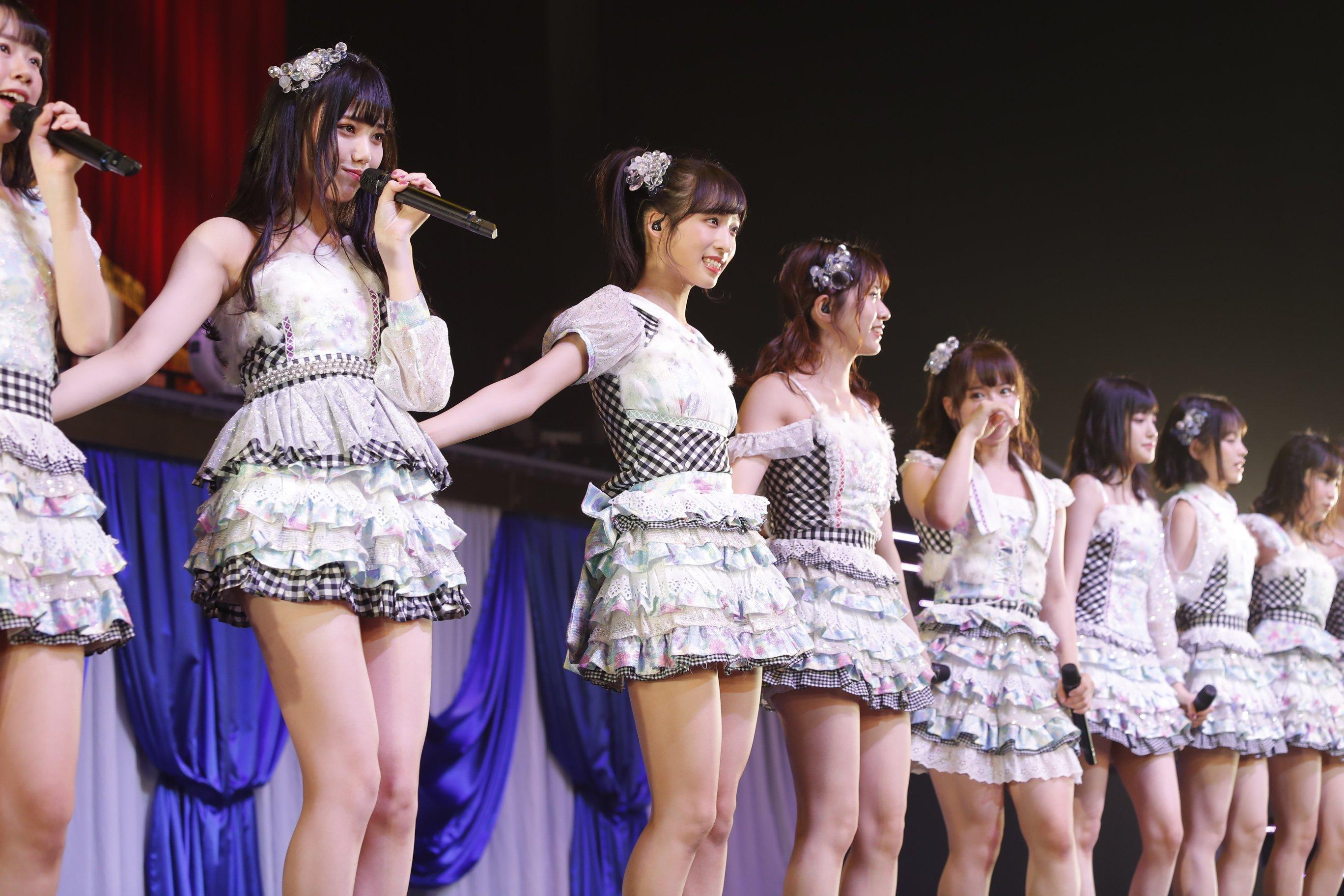 AKB48チーム8、⻑久玲奈が2月2日の卒業コンサート開催を発表!【写真28枚】の画像001