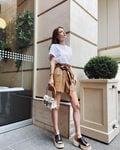 マギー「際立つ美脚にドキっ」夏のファッション・コーディネート解説にファン歓喜【画像2枚】の画像001