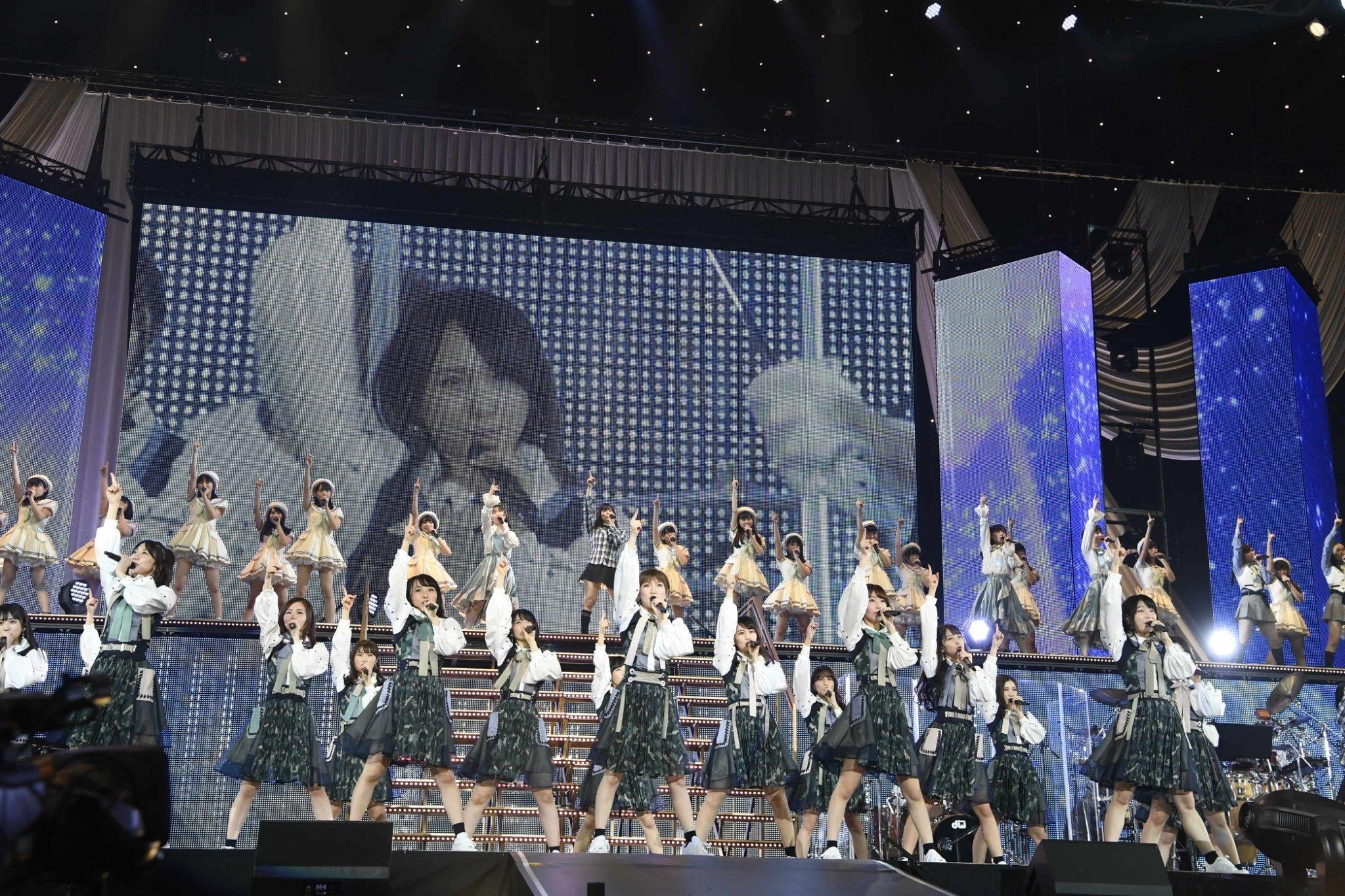 『AKB48単独コンサート~ジャーバージャって何?~』昼公演 (C)AKS
