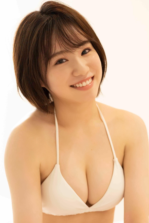 NMB48メンバーの「誌面争奪グラビアナンバトル」が『週刊FLASH』で開催!【画像6枚】の画像003