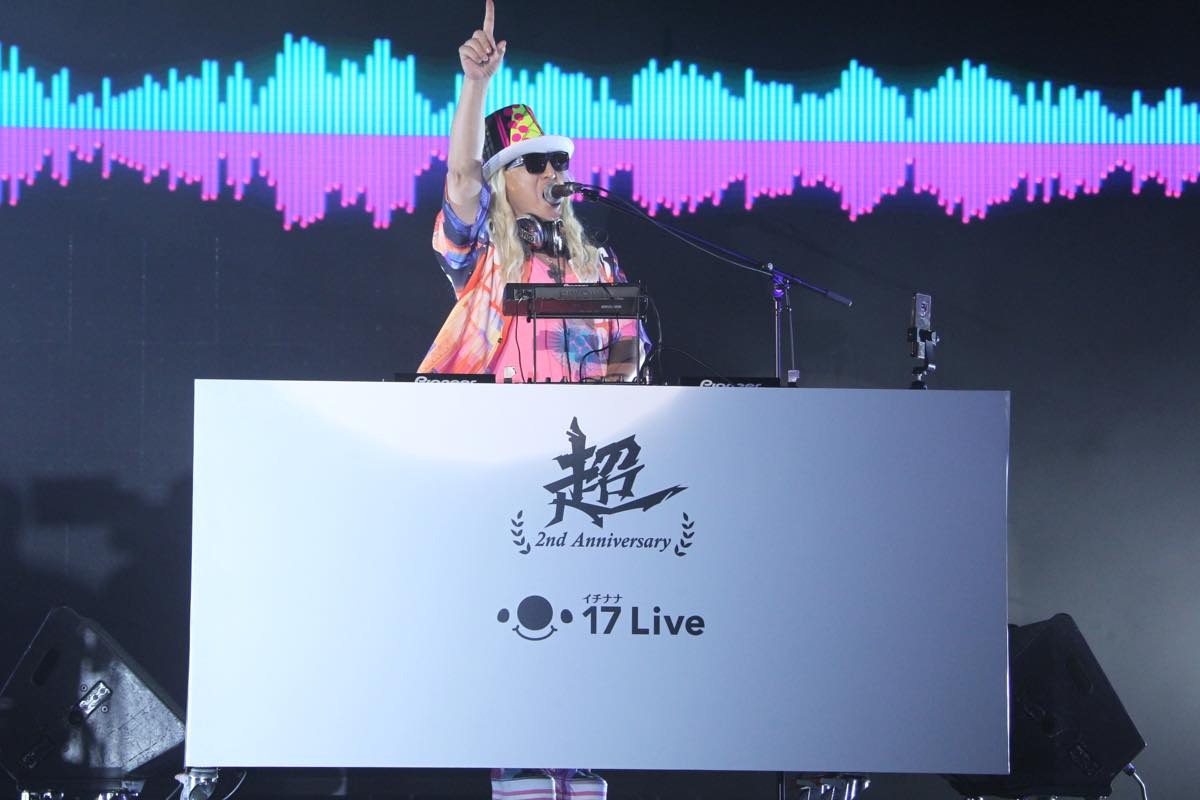 南明奈、元欅坂46今泉佑唯、キズナアイが「17Live」イベントに登場!【写真12枚】の画像004