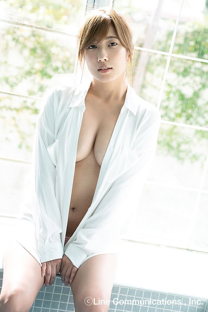 佐藤聖羅「たわわなお姉さん」元SKE48のGカップボディ【写真9枚】の画像