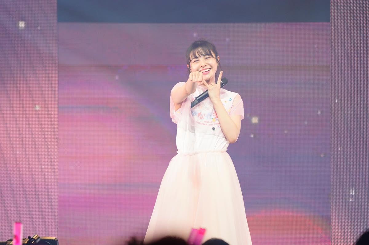 NGT48本間日陽ソロコンサートの画像9