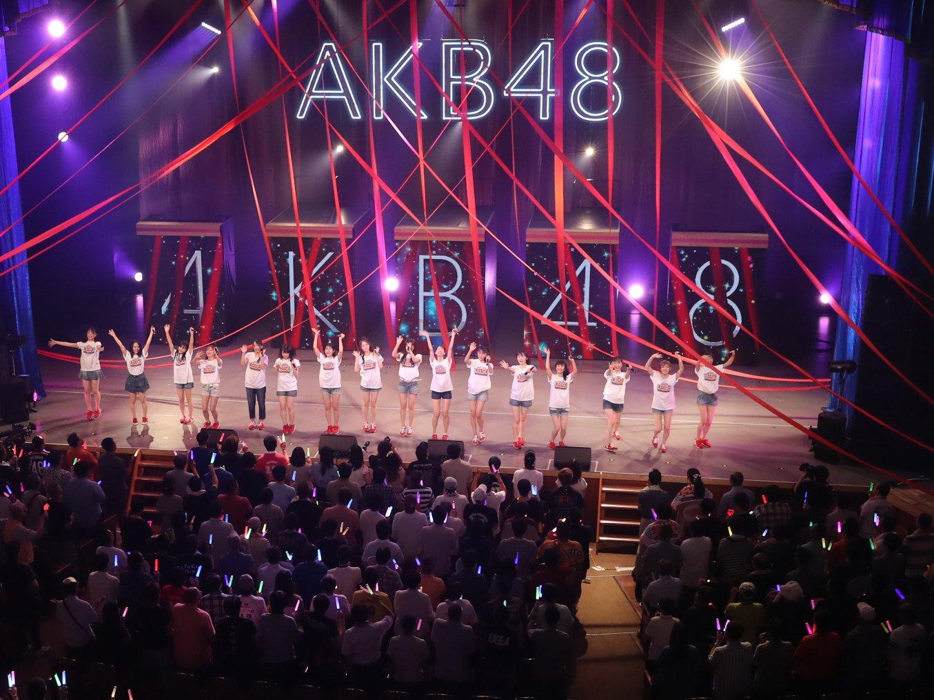 AKB48メンバーが浴衣で登場!4年ぶりのツアーがスタート【写真8枚】の画像001