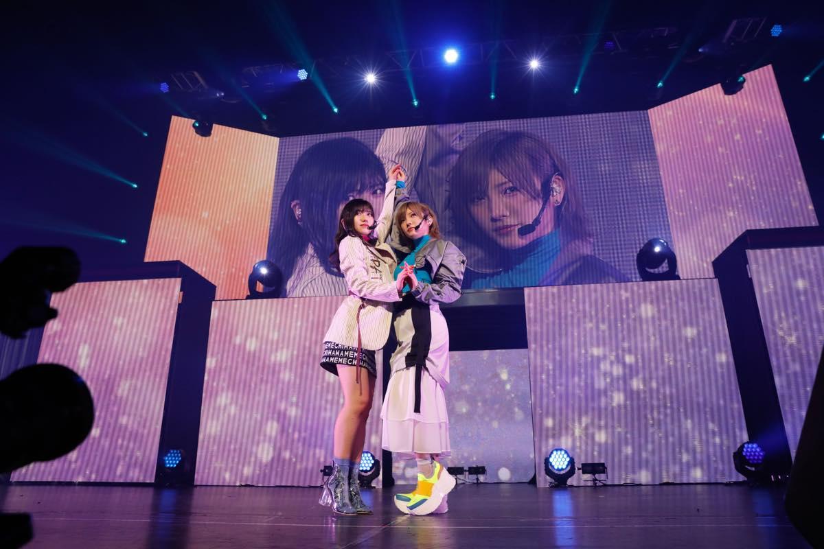AKB48ゆうなあ(村山彩希、岡田奈々)ソロコンサートの画像6