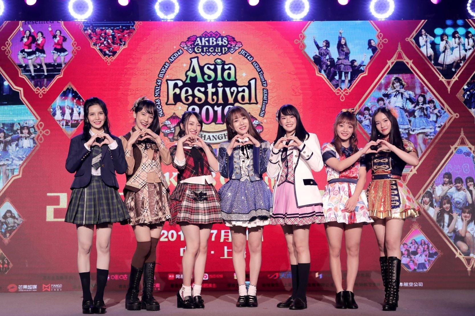 AKB48 7グループが「Asia Festival」を上海で開催することを決定!【写真5枚】の画像002
