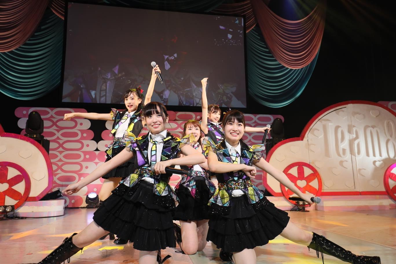 AKB48チーム8大阪公演開催、OGメンバーも集結!【写真22枚】の画像009