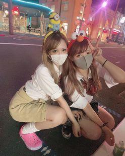 元NMB48植村梓「JKしか勝たん!」ユニバで一緒にコスプレを楽しんだのは…?の画像