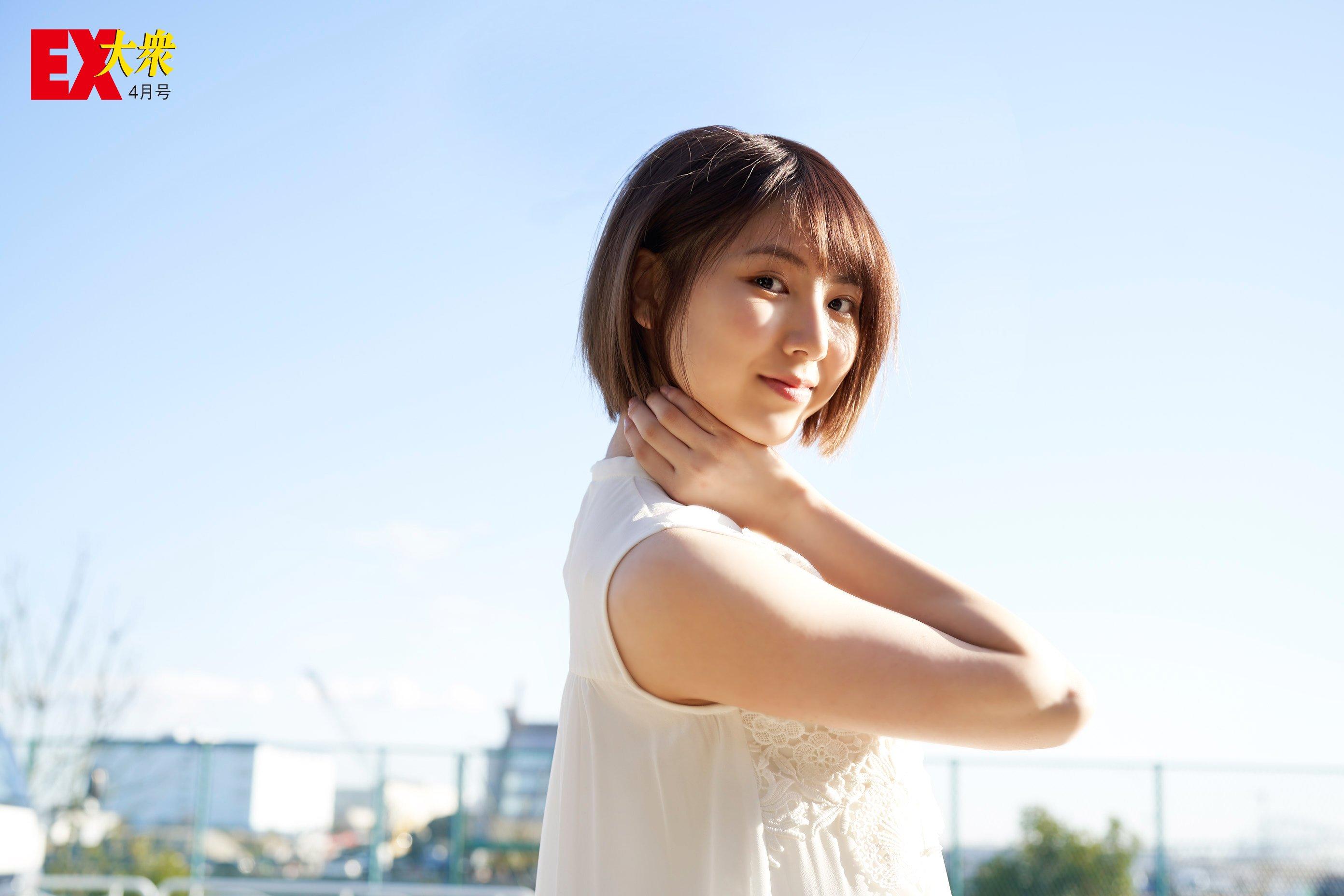 SKE48菅原茉椰の本誌未掲載カット2
