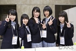 SKE48ドラフト3期生が正式加入、初お披露目!の画像