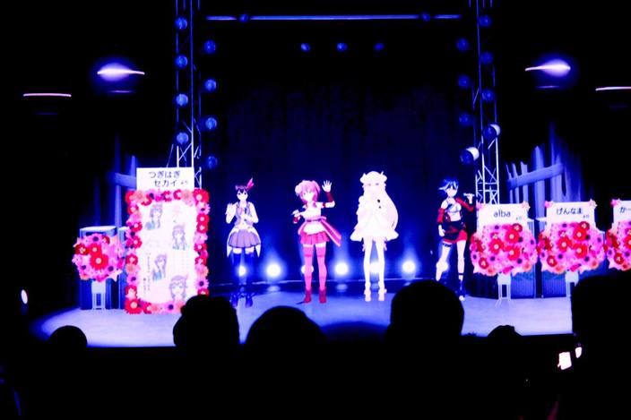 つんく♂ミュージックで、人気VTuberとリアルアイドルが共演!「It's a Virtual&Real Pop World!」徹底レポート2/4の画像