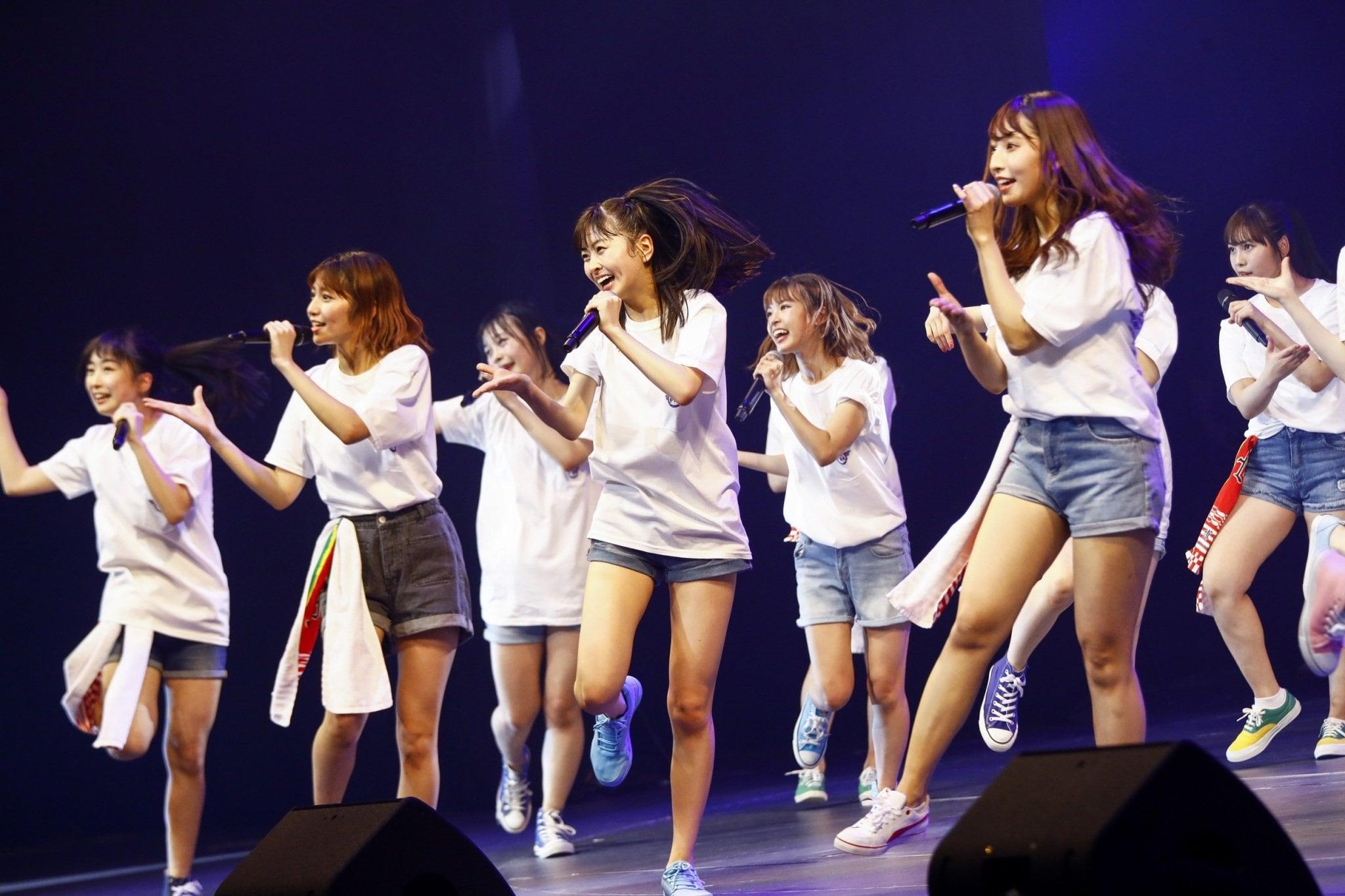 HKT48の若手メンバー、〈F24〉の公演が満員御礼!【写真20枚】の画像006