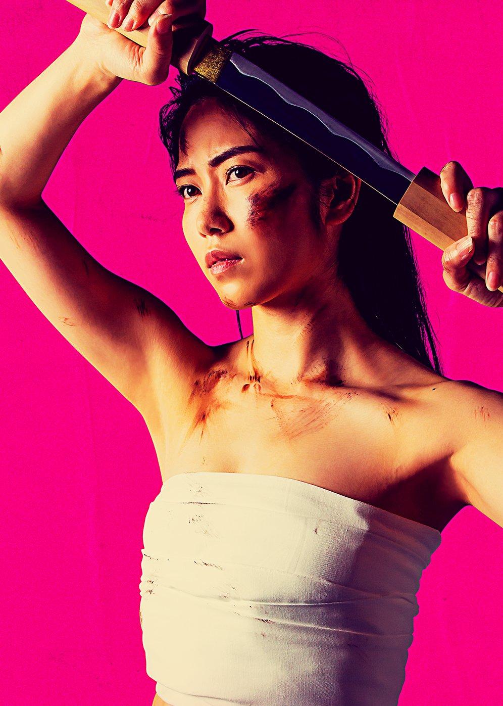 衝撃のビジュアル!AKB48グループが総集結で『仁義なき戦い』に挑む!【画像8枚】の画像001