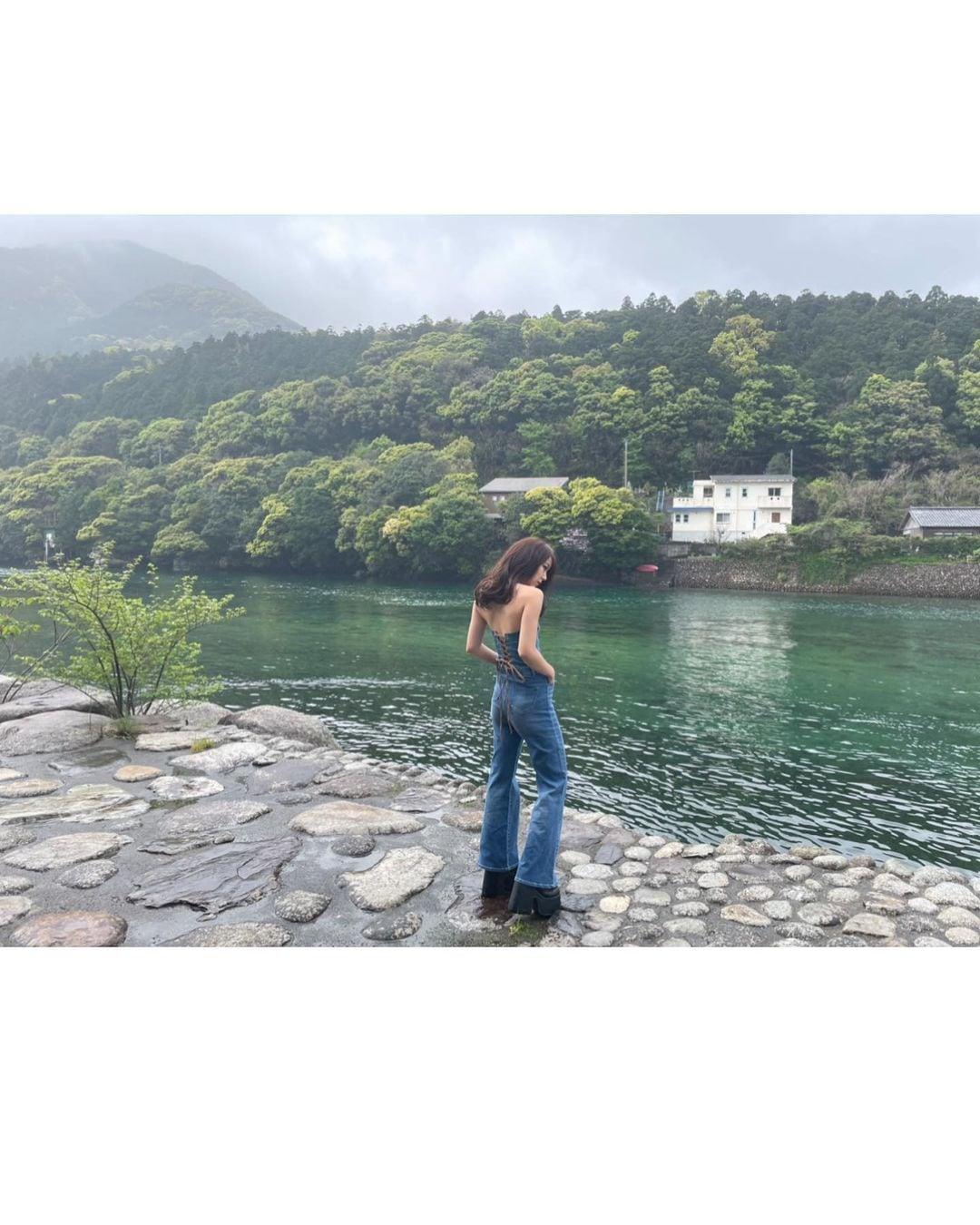 NMB48白間美瑠「色っぽくてかっこいい!」写真集『REBORN』オフショット公開にファン歓喜【画像8枚】の画像007