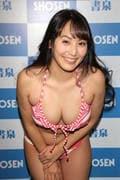 浜田由梨のグラビア水着ビキニ画像028