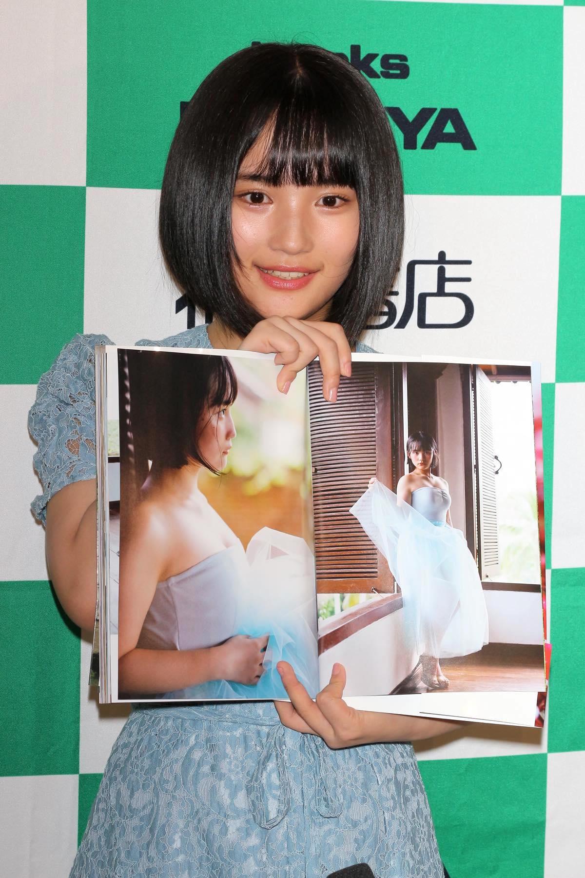 AKB48矢作萌夏「頑張っちゃった」1st写真集の見どころは?【写真28枚】の画像022