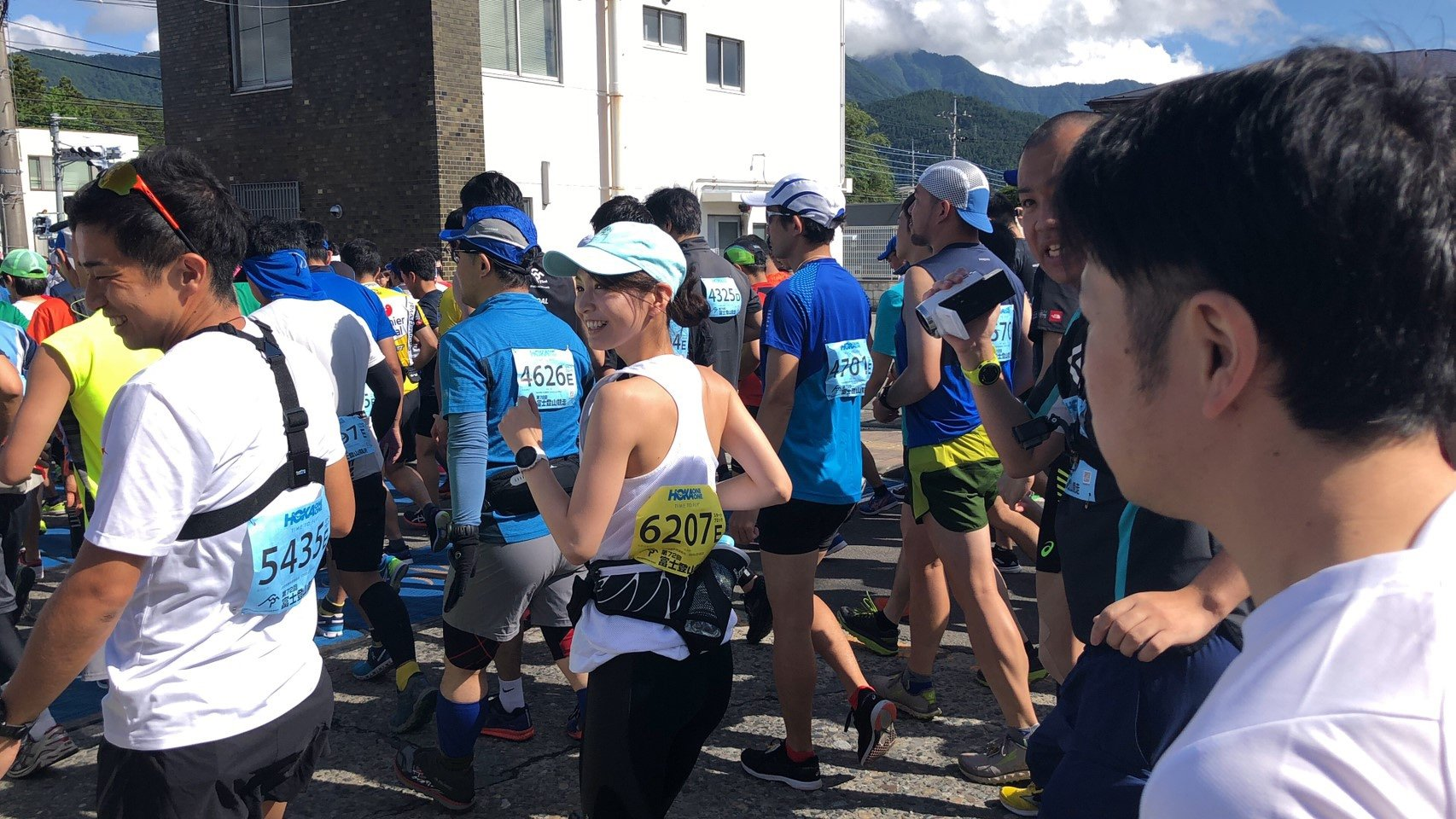 ほのかが、超過酷レース「富士登山競走」に女性タレント初のアンバサダーとして挑戦!【写真4枚】の画像001