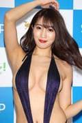 森咲智美のグラビア水着ビキニ画像0009