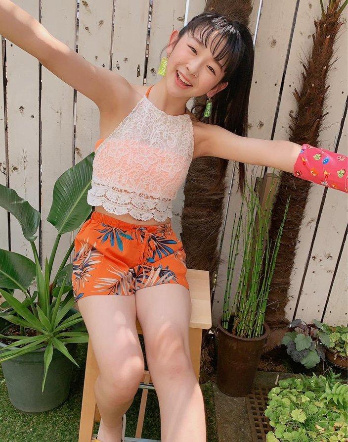 でんぱ組.inc高咲陽菜「どっちの写真が好き?」ギャップありすぎな様子が可愛い…【画像2枚】の画像