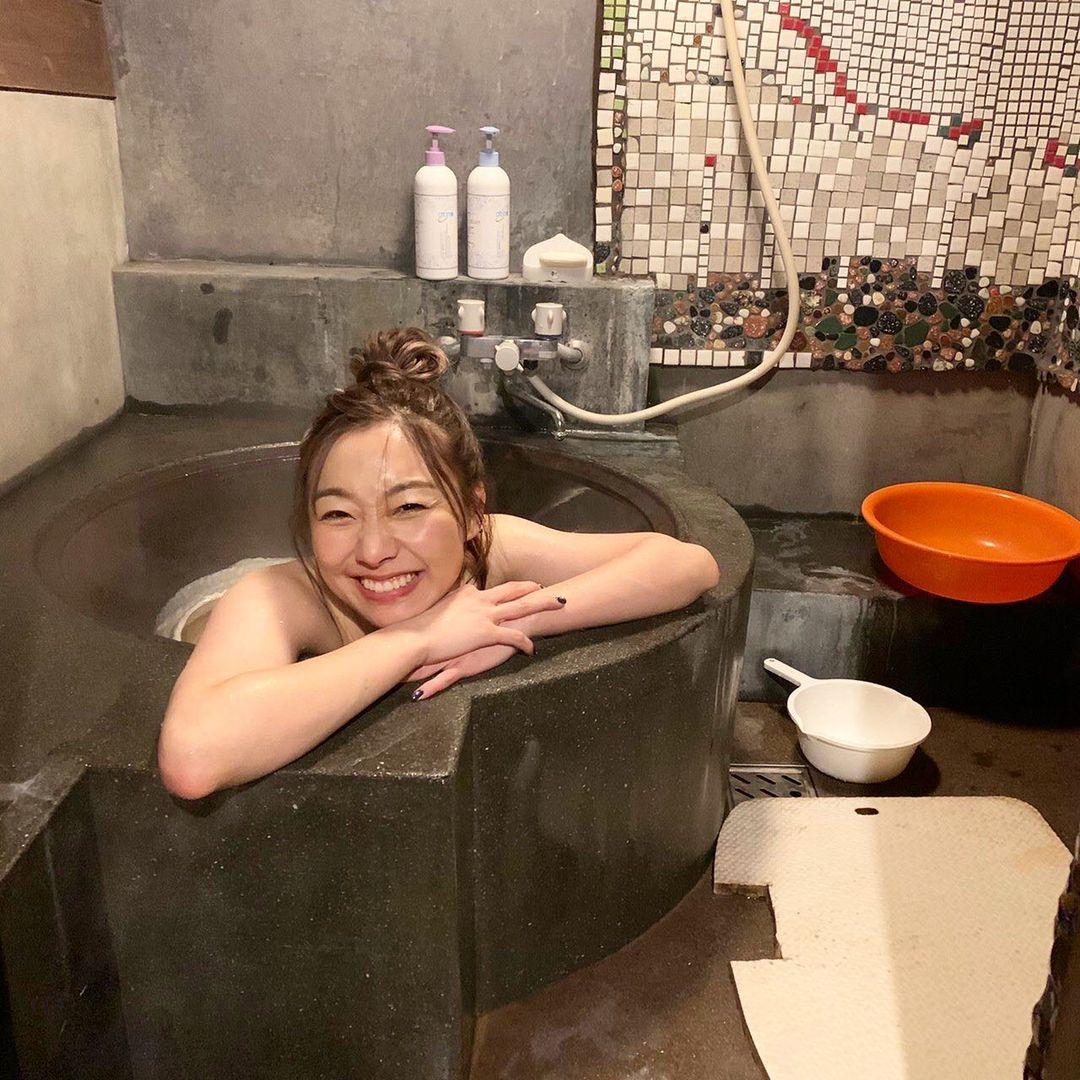 須田亜香里「なんという色っぽさ…」佐賀県の宿での入浴姿を公開【画像4枚】の画像004