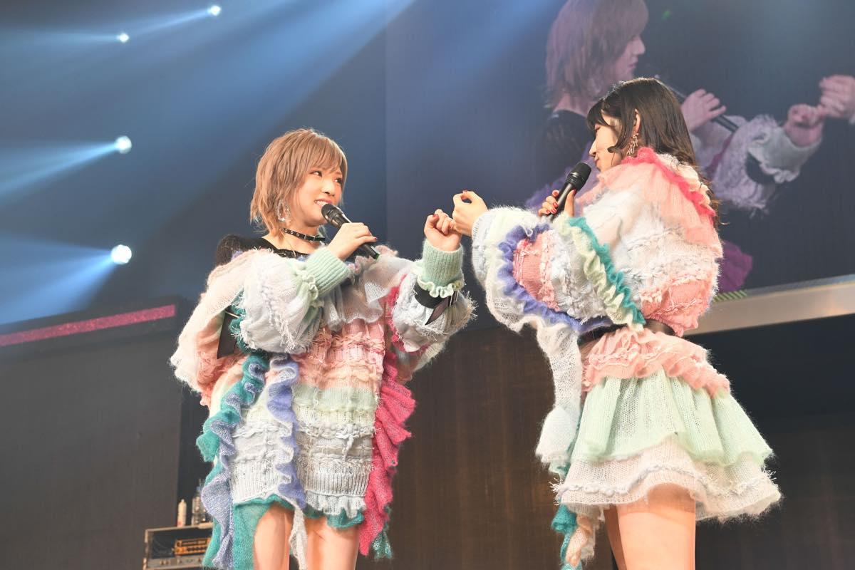 AKB48ゆうなあ(村山彩希、岡田奈々)ソロコンサートの画像9