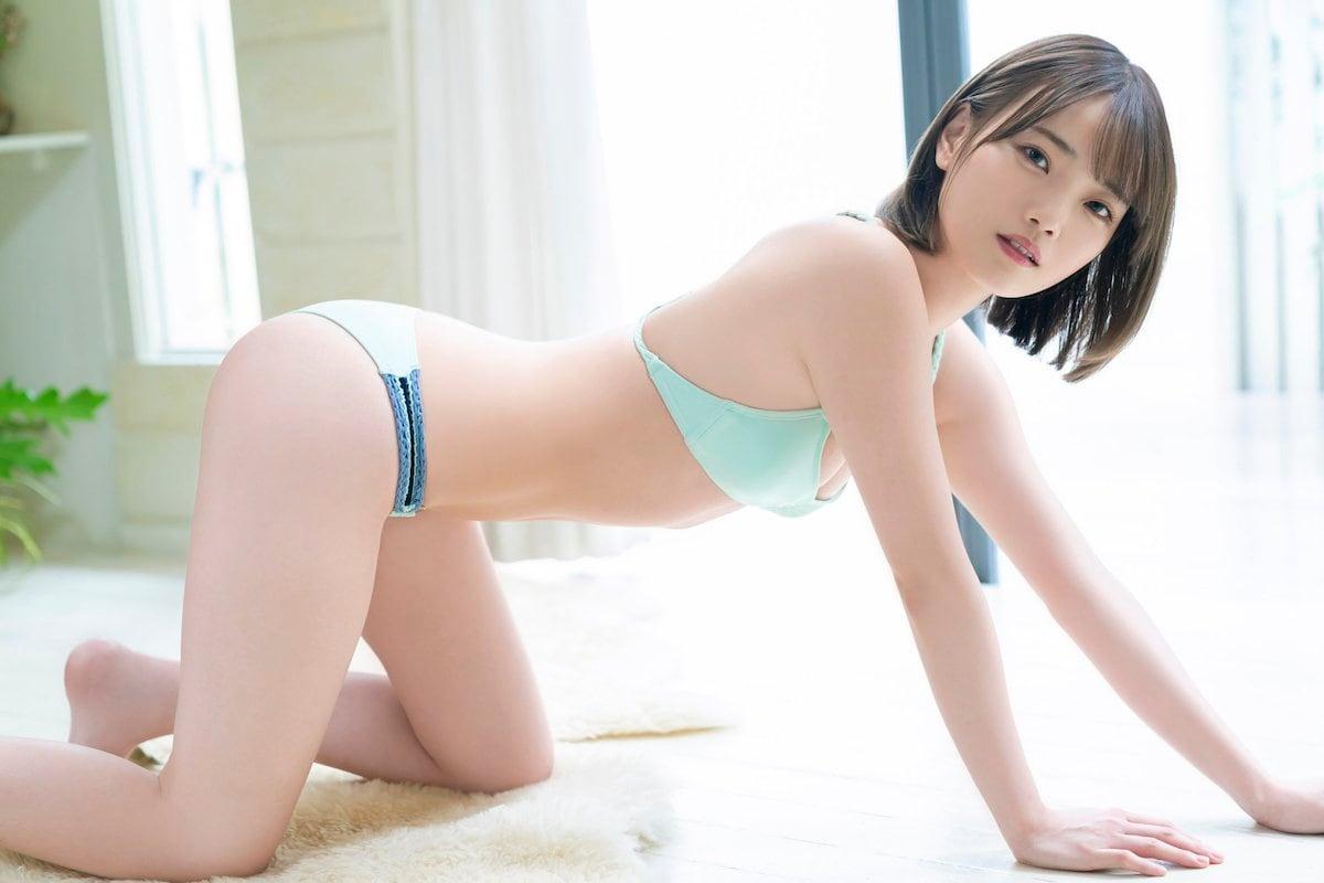 新谷姫加「透明感美少女」『ヤングアニマル』のアザーカット大公開!【画像6枚】の画像003