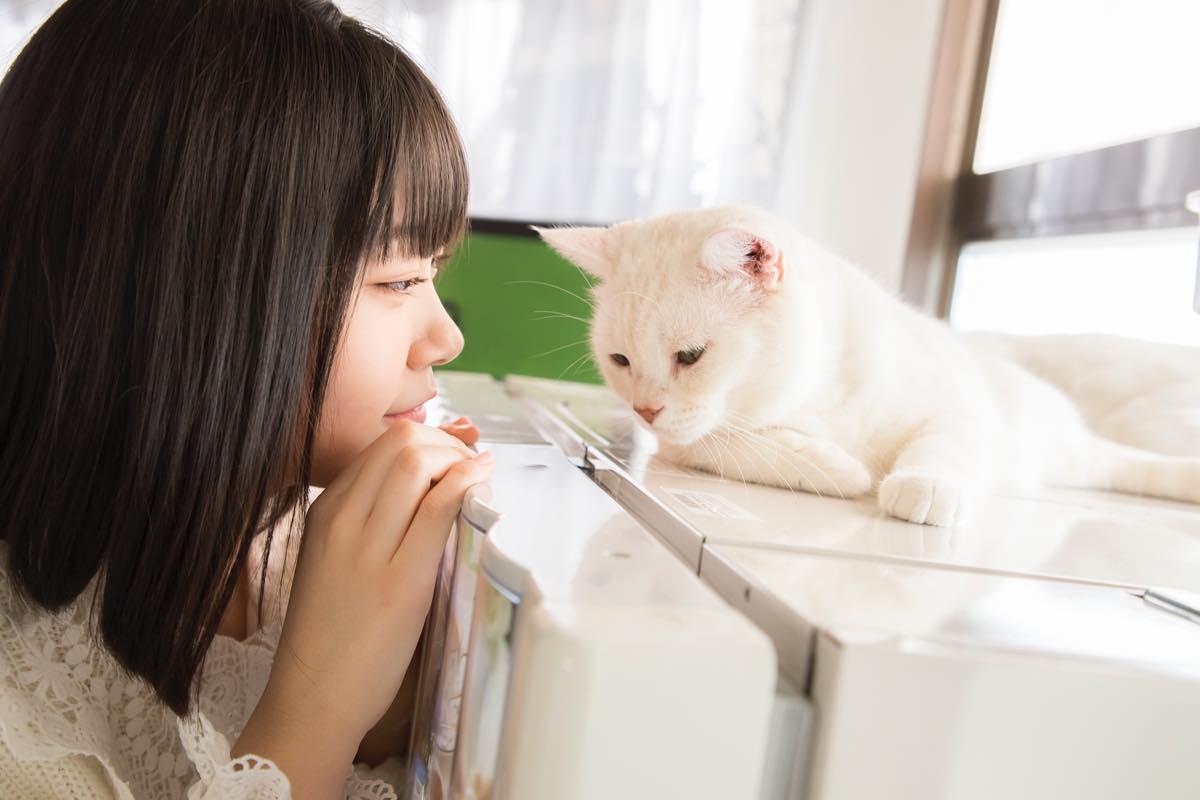 小澤愛実「猫に愛されることはできるのか」【写真48枚】【連載】ラストアイドルのすっぴん!vol.19の画像022