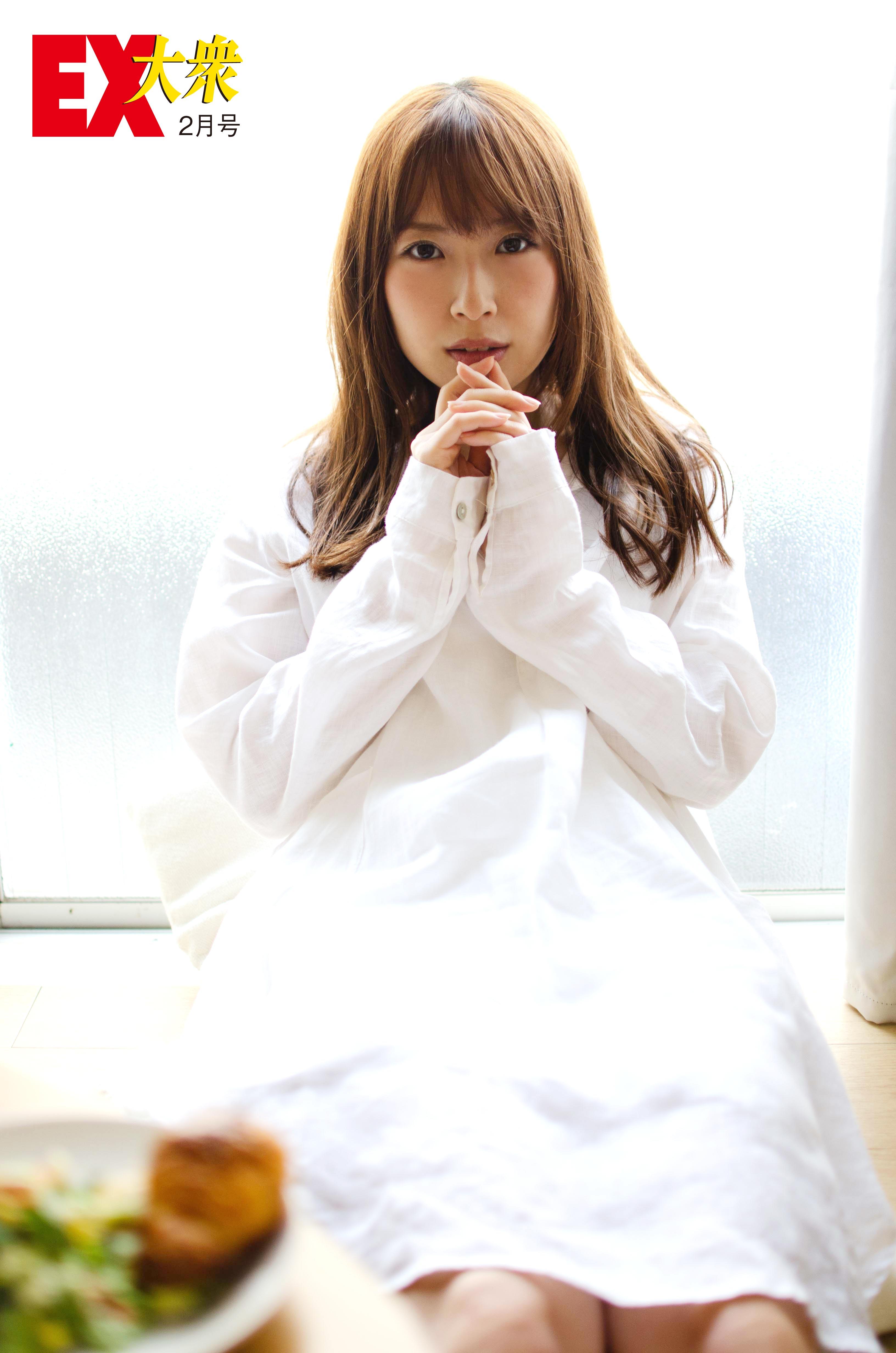 SKE48高柳明音の本誌未掲載カット5枚を大公開!【EX大衆2月号】の画像003