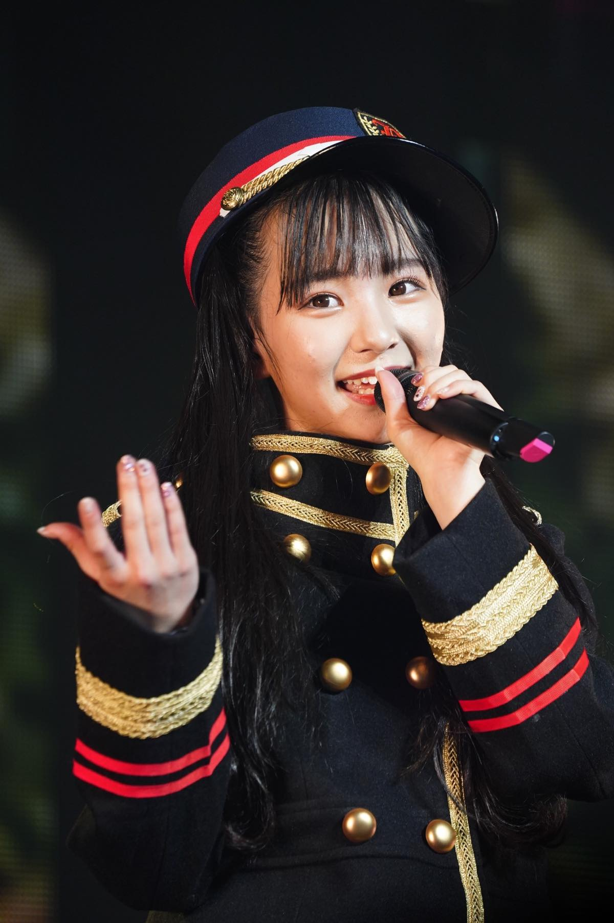 SKE48末永桜花ソロコンサートの画像5
