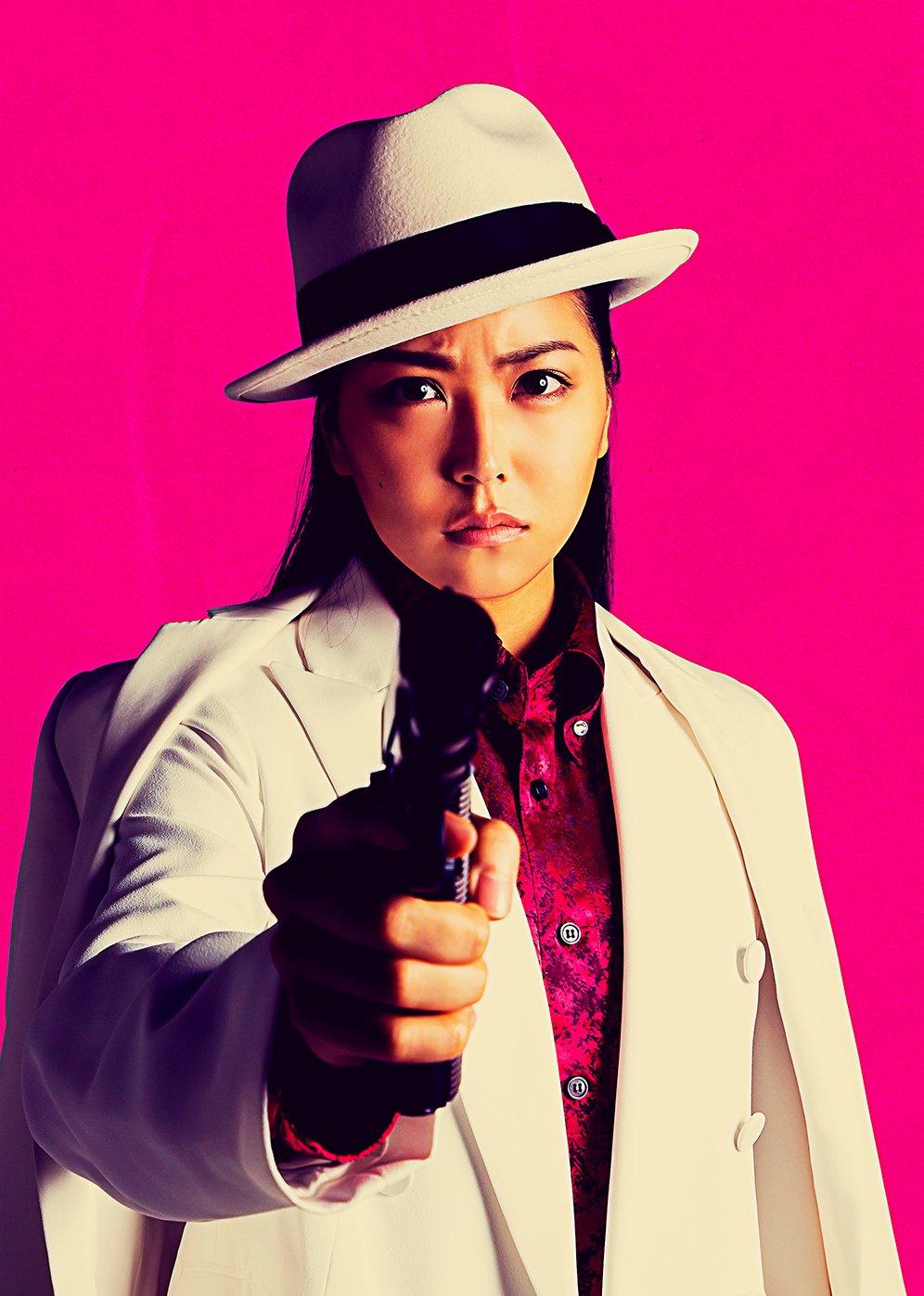 衝撃のビジュアル!AKB48グループが総集結で『仁義なき戦い』に挑む!【画像8枚】の画像003