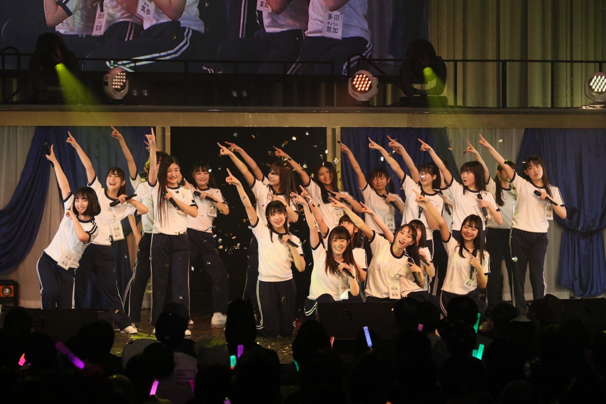 「多田京加の強運ぶり」がAKB48研究生単独コンサートで判明!【写真9枚】の画像002