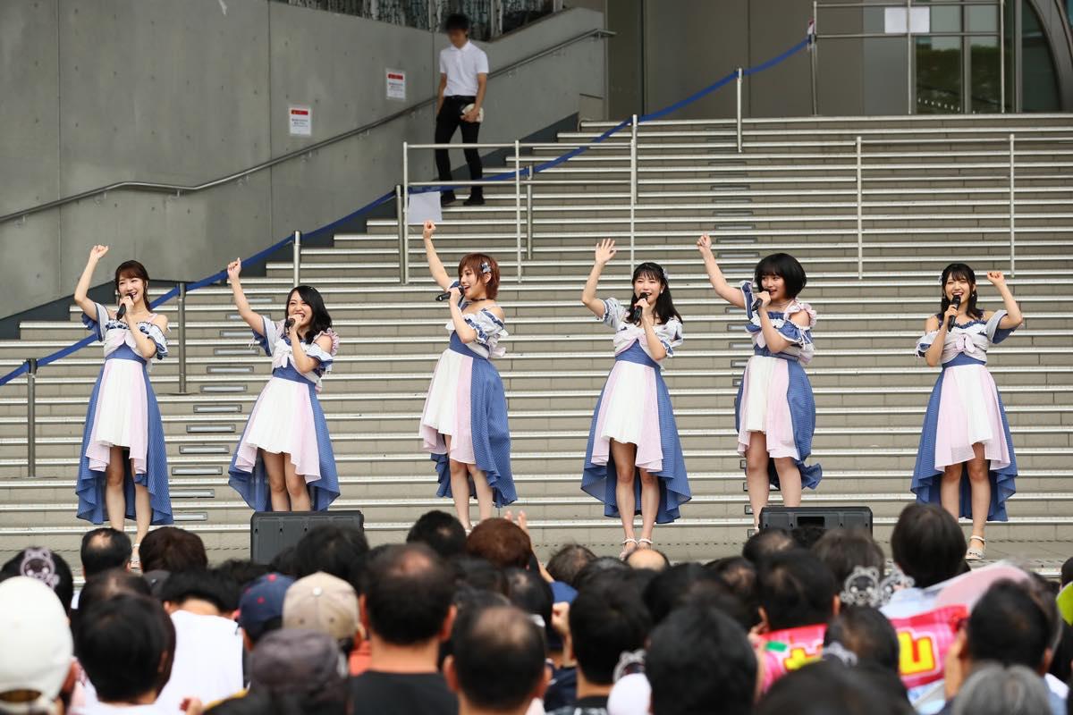 AKB48矢作萌夏、堂々のセンターで新曲『サステナブル』を披露!【画像15枚】の画像013