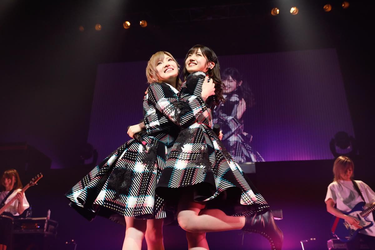 AKB48ゆうなあ(村山彩希、岡田奈々)ソロコンサートの画像1