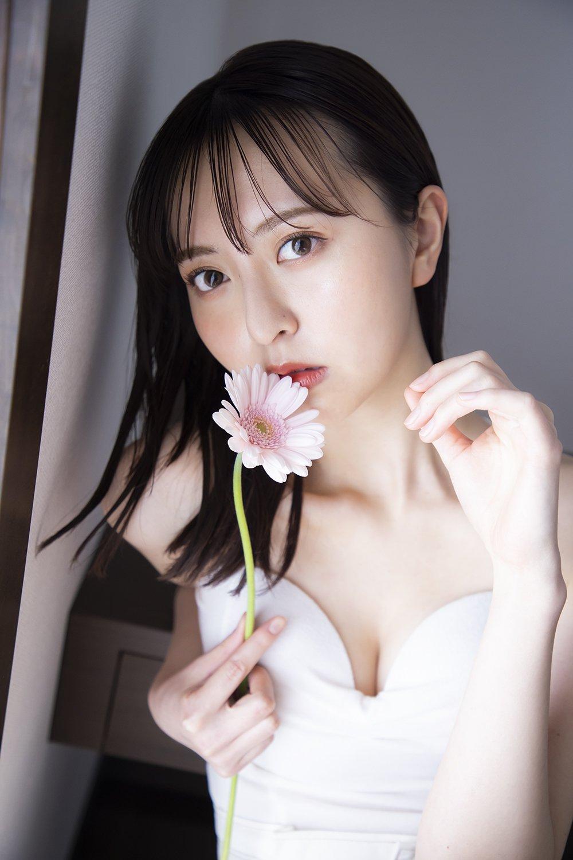 HKT48森保まどか「水着やランジェリー姿に!」ラストフォトブックを発売【画像11枚】の画像002