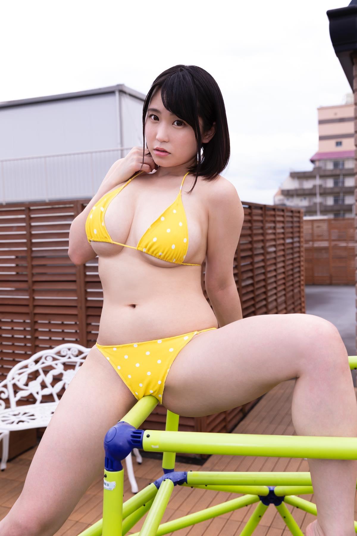 桜木こなみ「ぷにぷに弾けるボディ」妹系美女のバストはGカップ【画像12枚】の画像001