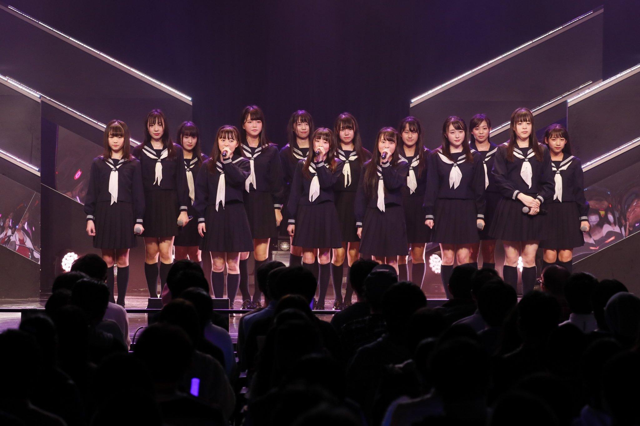 HKT48研究生初の公演「脳内パラダイス」が開幕!【写真15枚】の画像014