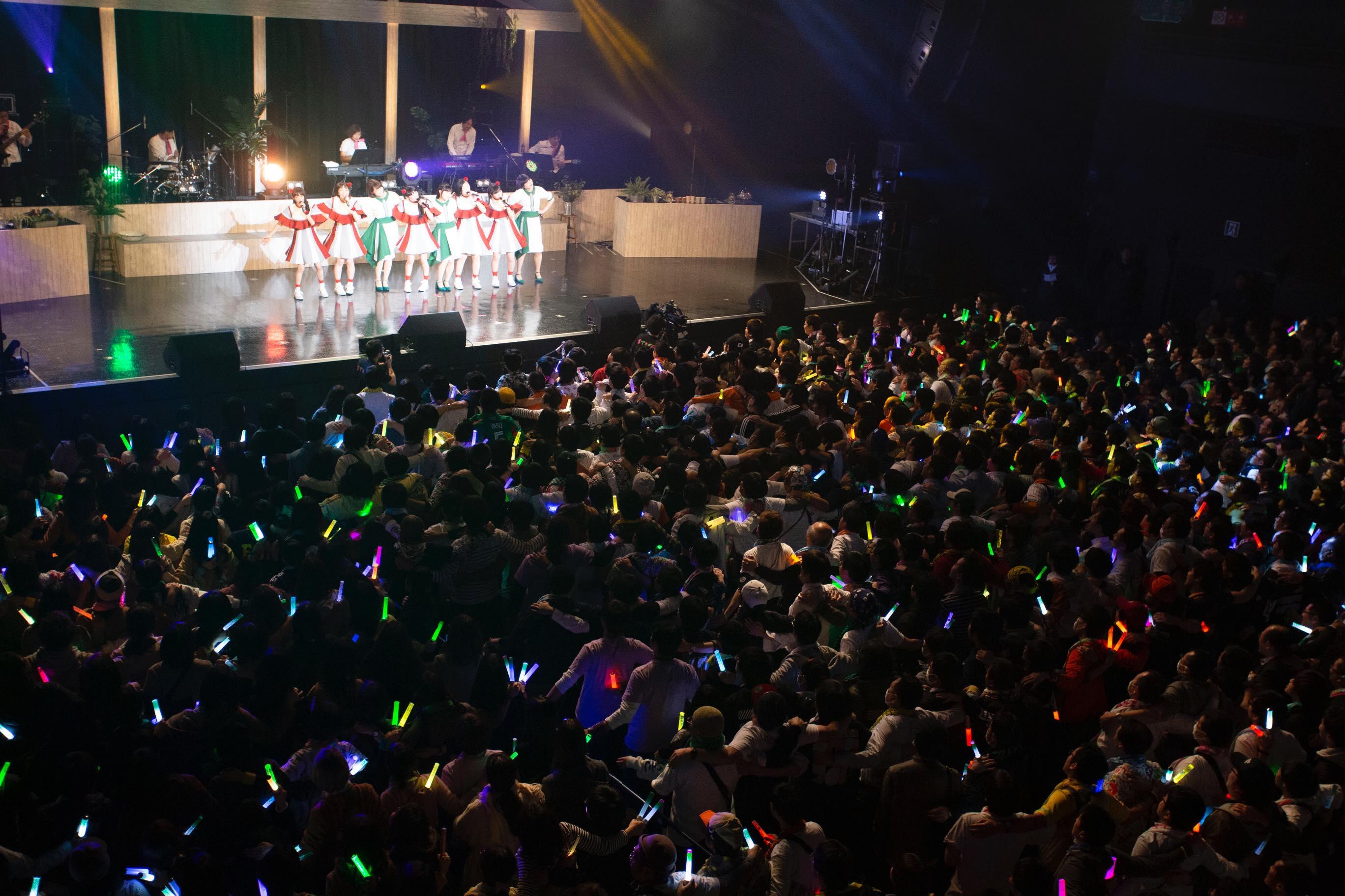 私立恵比寿中学・Negiccoの魅力がバンドで盛り盛り!「エビネギ2」レポート【写真9枚】の画像001