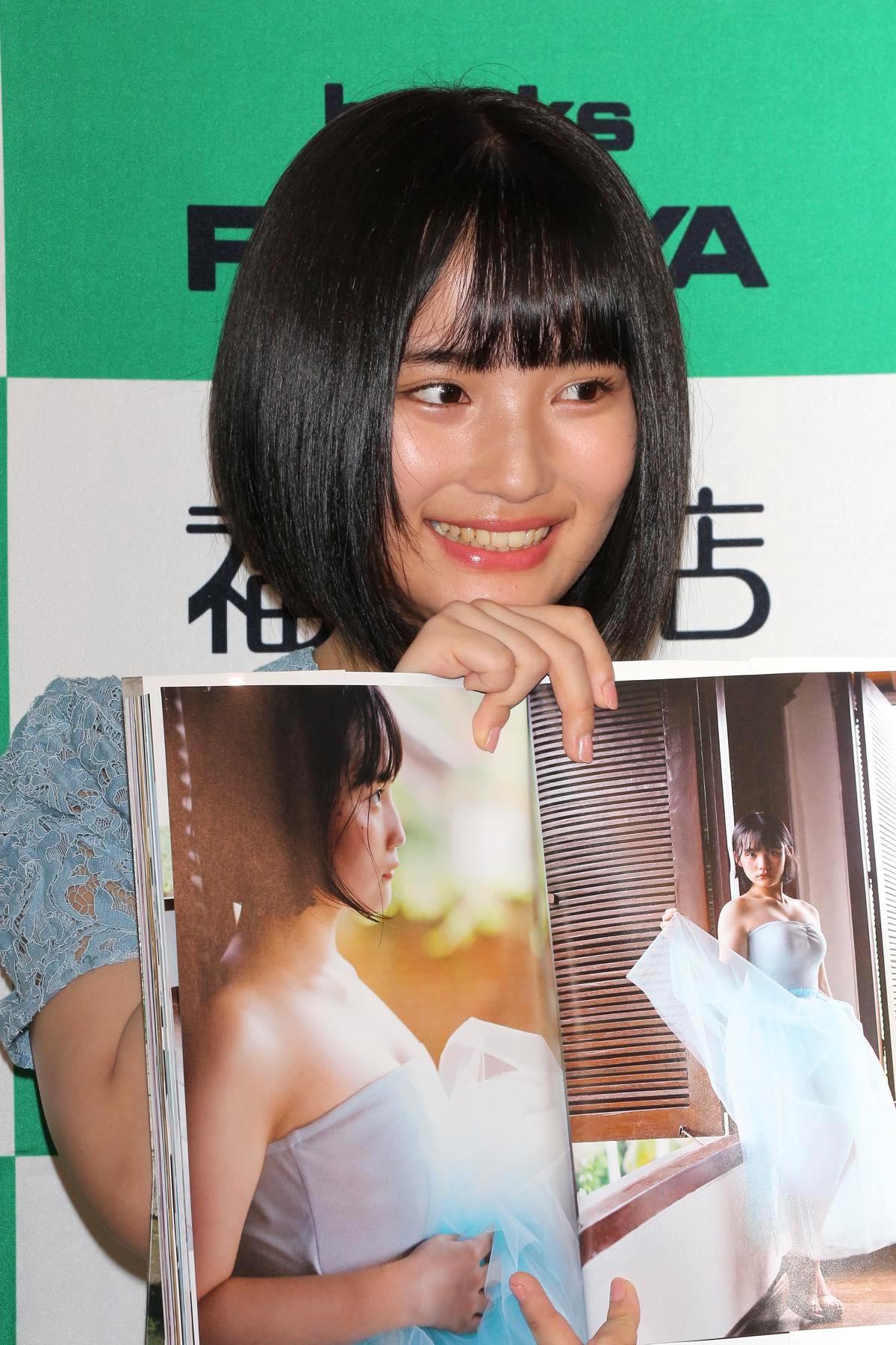 AKB48矢作萌夏「頑張っちゃった」1st写真集の見どころは?【写真28枚】の画像023