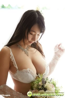 桐山瑠衣「そのサイズは国宝級!」Jカップの完熟特大バスト【画像5枚】の画像