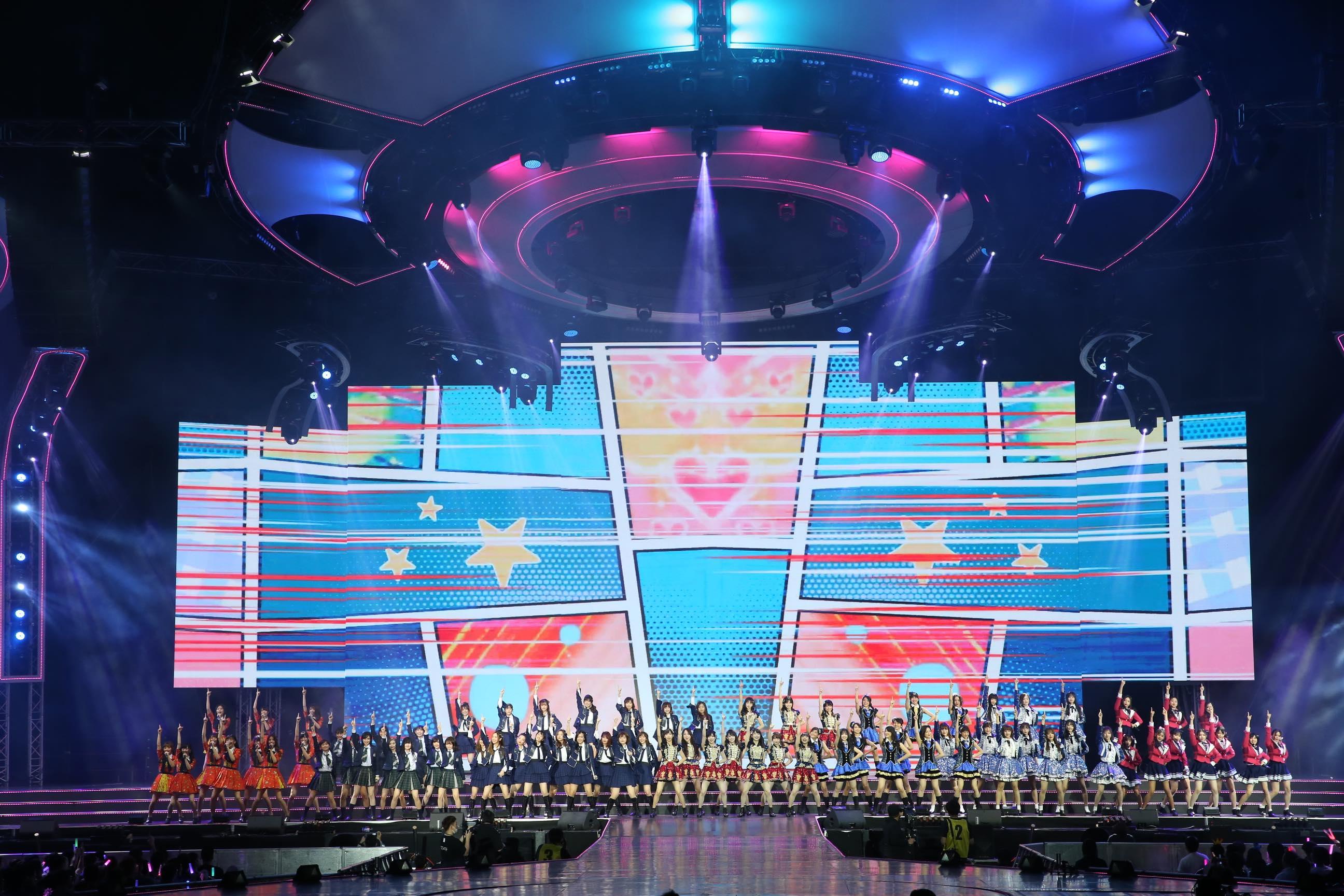 世界各国のAKB48姉妹グループが集うイベントが中国・上海で開催!【写真5枚】の画像001