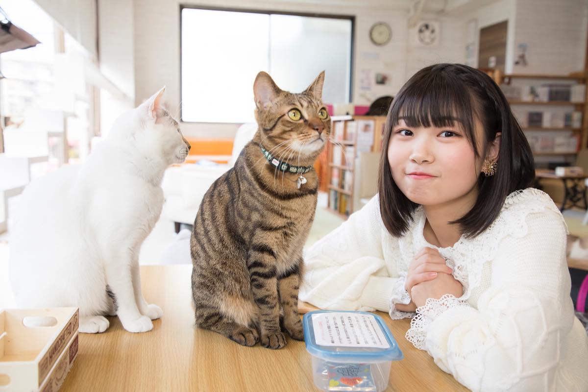 小澤愛実「猫に愛されることはできるのか」【写真48枚】【連載】ラストアイドルのすっぴん!vol.19の画像011