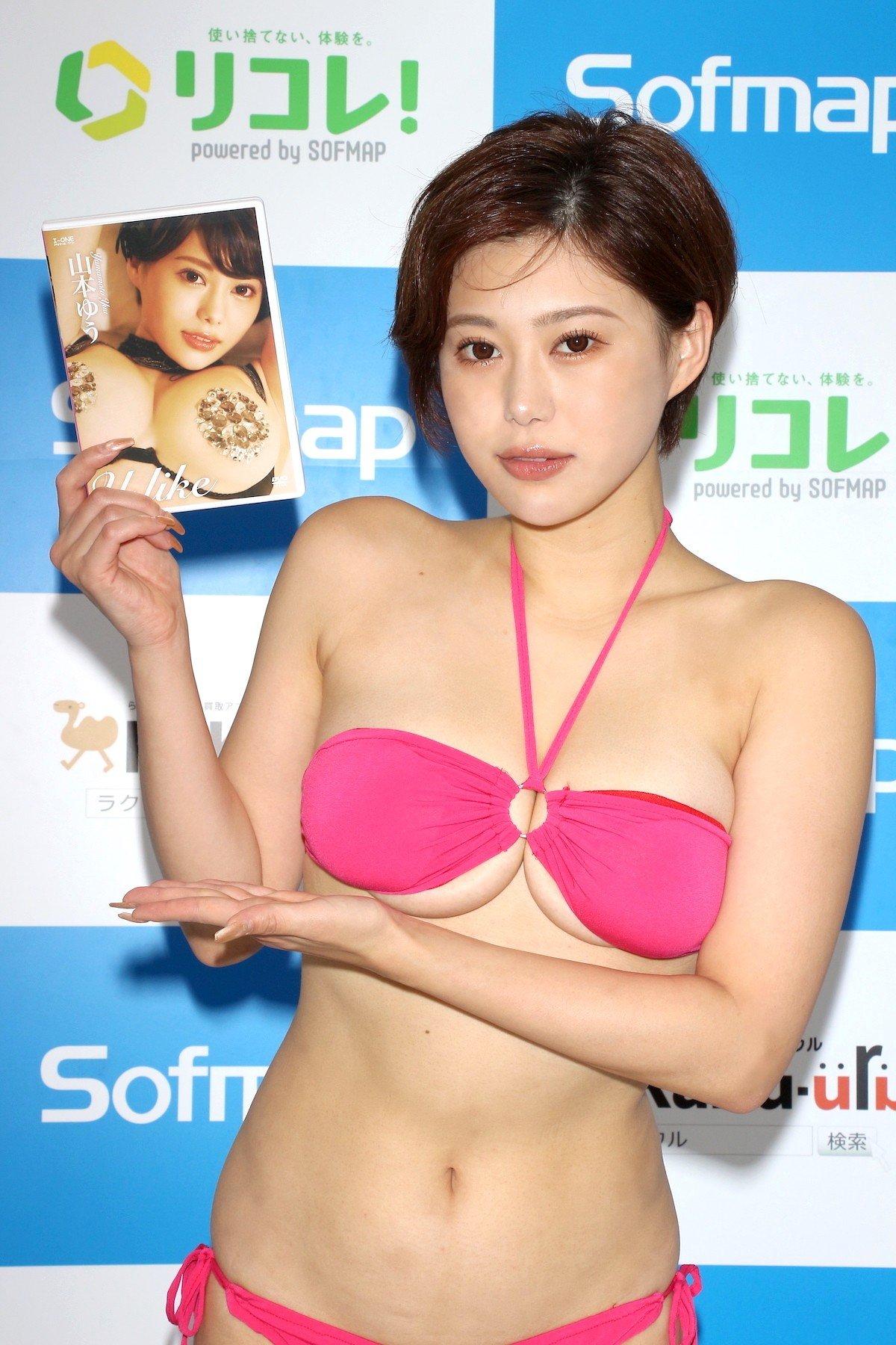 山本ゆう「裸エプロンってワードだけで」本当に何も下に着てない【画像58枚】の画像046