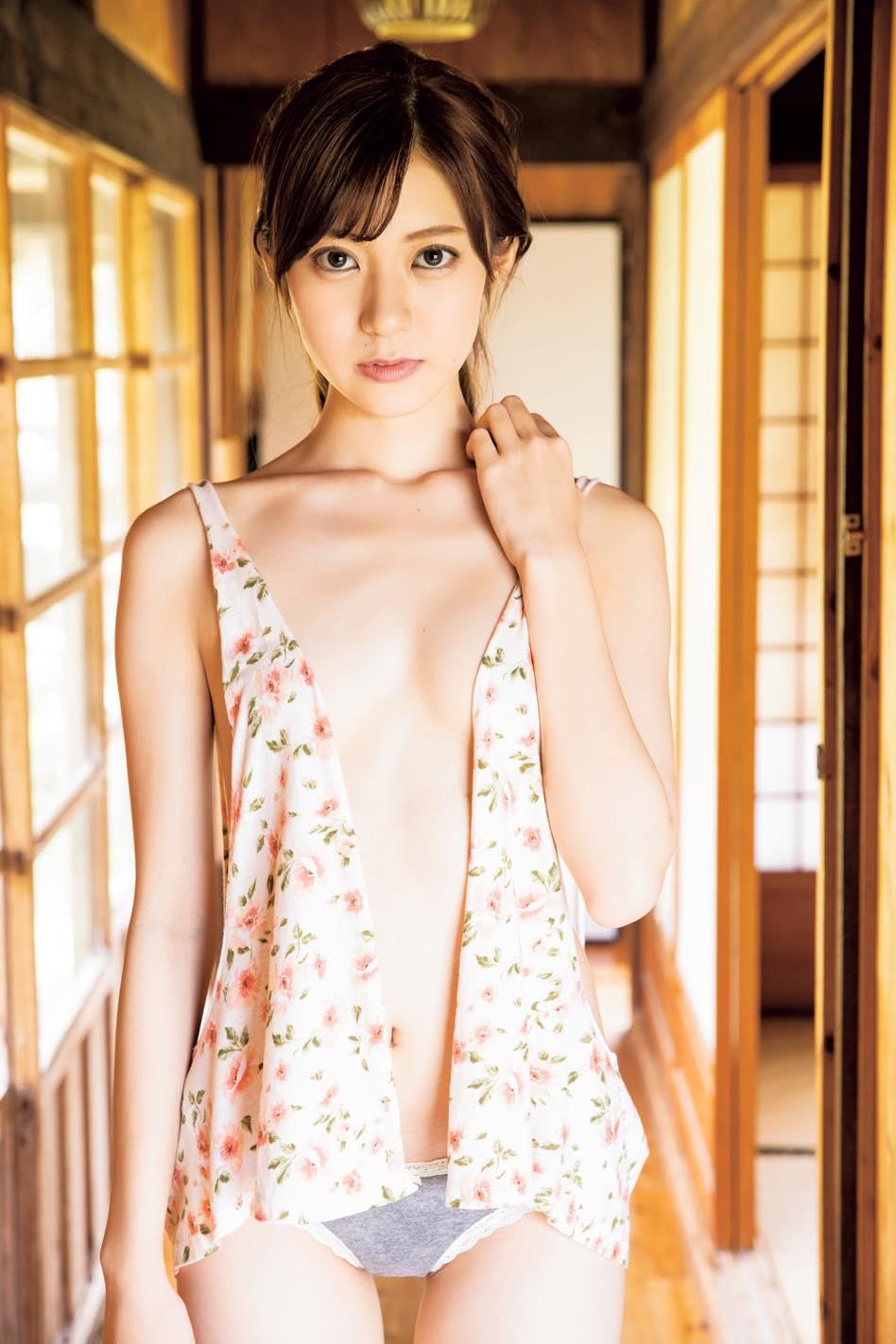田中めい「ちっぱい美女」にはハイレグがよく似合う【写真7枚】の画像006