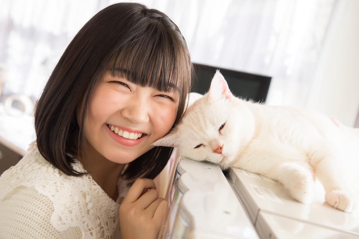 小澤愛実「猫に愛されることはできるのか」【写真48枚】【連載】ラストアイドルのすっぴん!vol.19の画像025