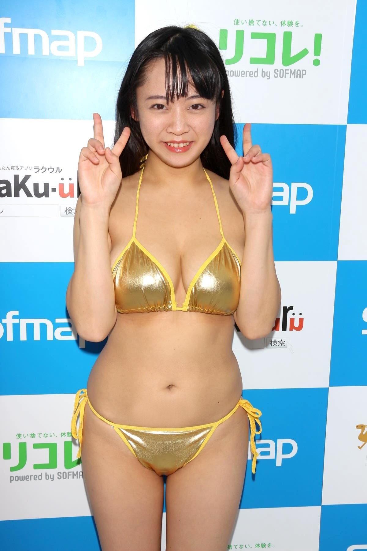 ゆうみのグラビア水着ビキニ画像0016